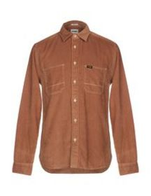 WRANGLER - Solid color shirt