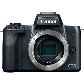 Canon EOS M50 Mirrorless Digital Camera (Body Only