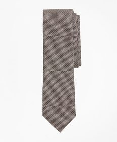 Brooks Brothers Multi-Check Wool Tie