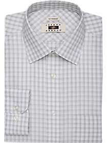 Joseph Abboud Olive Check Dress Shirt