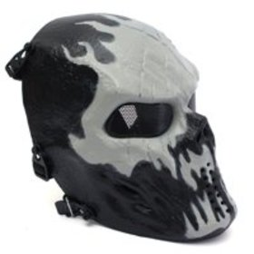 Outdoor Tactical Gear Mask Airsoft Mask Overhead S