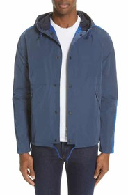 PS Paul Smith Taped Hooded Jacket