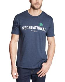 Men's Graphic T-Shirt - Recreational