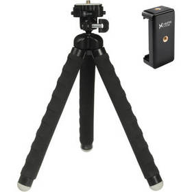 Magnus MaxiGrip Flexible Tripod with Smartphone Mo