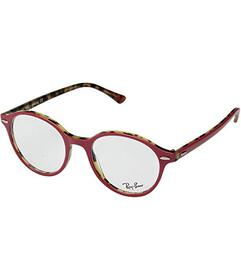 Ray-Ban Burnt Red 1