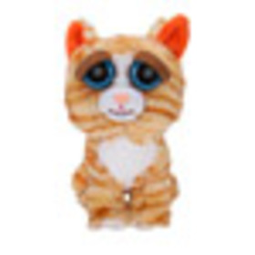 Feisty Pets Orange Cat Plush for Collectibles