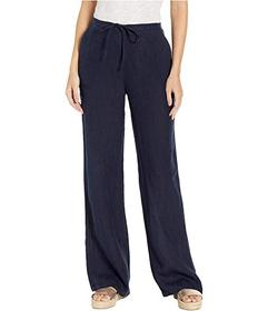 Juicy Couture Washed Linen Pants