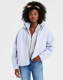 American Eagle AE Fleece Jacket