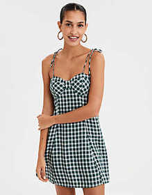 American Eagle AE Tie Strap Dress