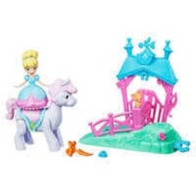Disney Cinderella Magical Movers Pony Ride Stable