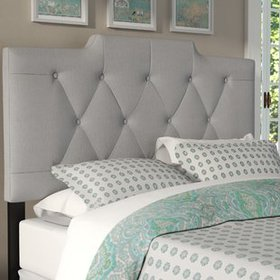 Upholstered Panel Headboard