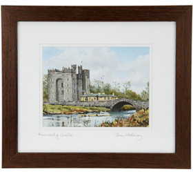 """""""As Is"""" Choice of Glendara Art Framed Picture - H2"""