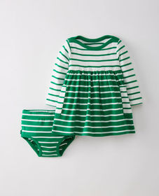 Hanna Andersson Bright Baby Basics Dress