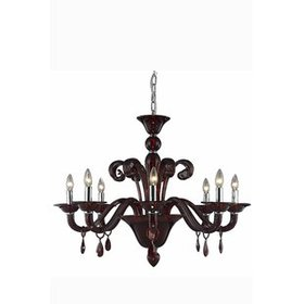 Brent 8-Light Chandelier