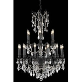Utica 18-Light Candle Style Chandelier