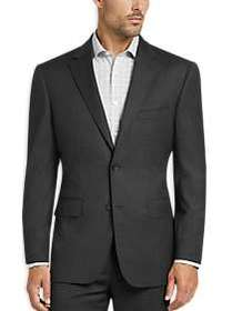Awearness Kenneth Cole Charcoal Slim Fit Suit