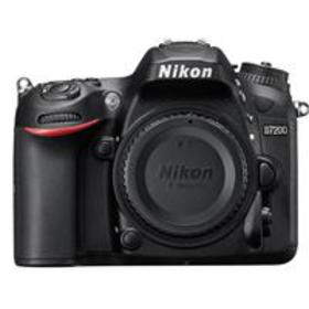Nikon D7200 DSLR Body - Black - Refurbished by Nik