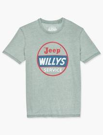 Lucky Brand Jeep Willy Sales Tee