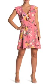 Sanctuary Johanna Wrap Dress (Regular & Petite)