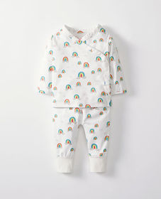 Hanna Andersson Wiggle Set In Organic Pima Cotton