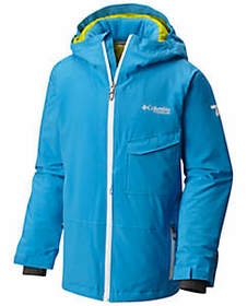 Columbia Boy's EmPOWder™ Insulated Hooded Jacket