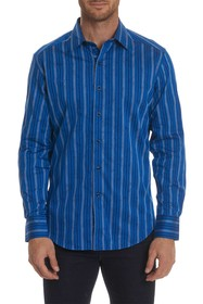 Robert Graham Carnoustie Long Sleeve Classic Fit W