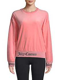 Juicy Couture Knit Pullover SORBET PINK