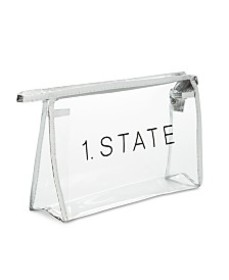Receive a FREE 1.STATE Clear Makeup Case with any