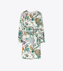 Tory Burch HAPPY TIMES SHIFT DRESS