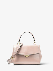 Michael Kors Ava Extra-Small Leather Crossbody Bag