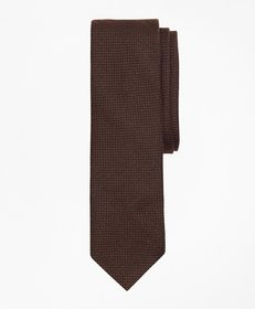 Brooks Brothers Textured Wool-Blend Tie