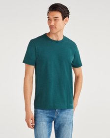 7 For All Mankind Commons Tee in Vintage Spruce