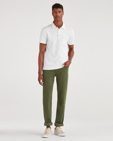 7 For All Mankind Luxe Sport Slimmy with Clean Poc