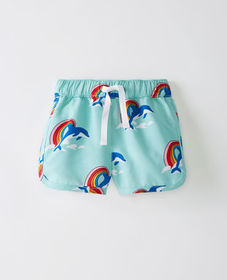 Hanna Andersson Sunblock Swimmy Shorts