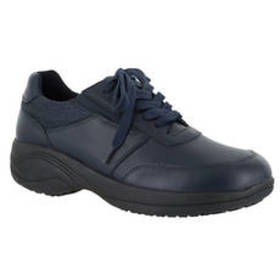 Womens Easy Works by Easy Street Middy Work Shoes