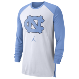 Jordan College L/S Breathe Shooter Shirt