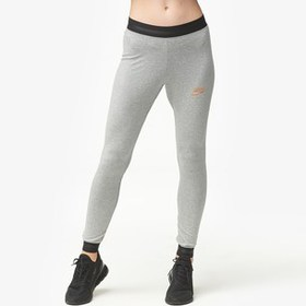 Nike Rose Gold Metallic Air Leggings