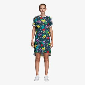 adidas Originals Blossom Of Life Tee Dress