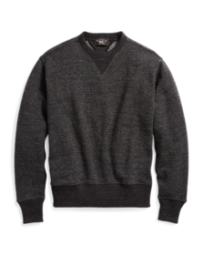 Ralph Lauren Cotton-Wool Crewneck Sweater