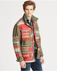 Ralph Lauren Serape Field Jacket