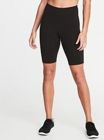 High-Waisted Elevate Compression Bermuda Shorts Fo
