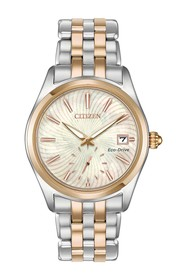 Citizen Women's Eco-Drive Two-Tone Bracelet Watch