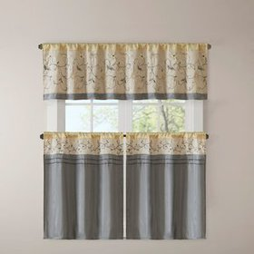 West Drive Kitchen Curtain