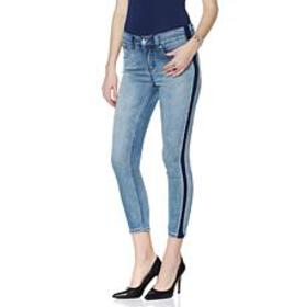 Melissa McCarthy Seven7 Tuxedo Stretch Ankle Jean