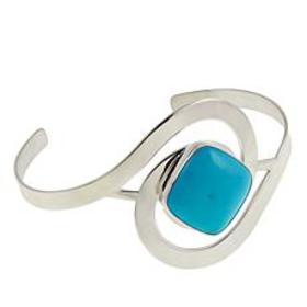 Jay King Campitos Turquoise Sterling Silver Swirl