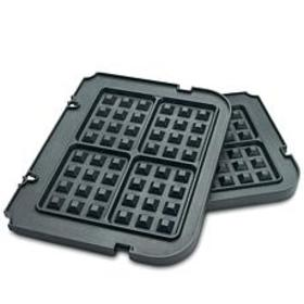Cuisinart Belgian 4-Slice Deep-Pocketed Waffle Pla