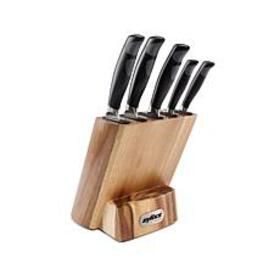Zyliss 6-piece Knife and Block Set