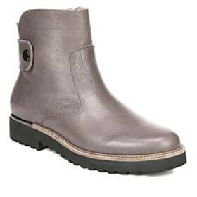 Franco Sarto Chevelle Water-Resistant Leather Boot
