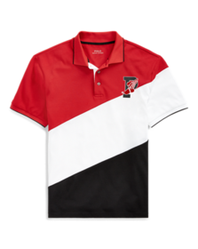 Ralph Lauren P-Wing Stretch Mesh Polo Shirt