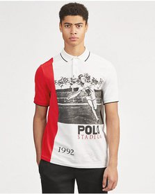 Ralph Lauren Javelin Mesh Polo Shirt